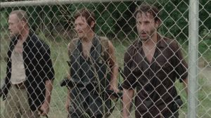 TWD ep 10 rick and dixons