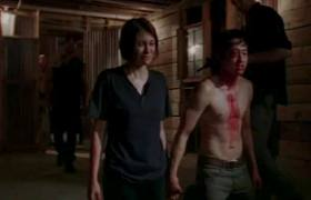 twd maggie and glen