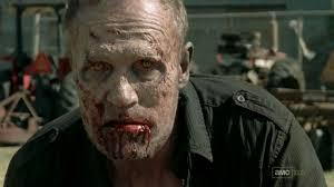 TWD merle zombie