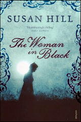 Hill-Woman in black