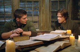 supernatural reading