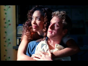 Zoe and Wash in Firefly, my favourite sci fi married couple.