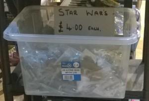 Star Wars rogue apostrophe J E Nice