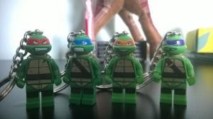 Lego turtles J E Nice