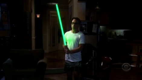 Leonard Star Wars Big Bang Theory