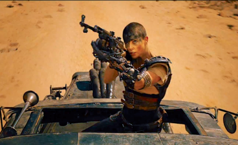 mad-max-fury-road charlize theron