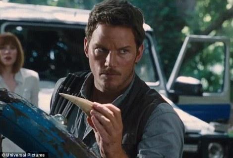 Jurassic World Owen
