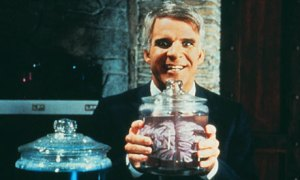 Steve Martin Man with two brains